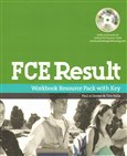 FCE Result Workbook With Key - obálka