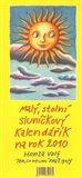 Malý stolní sluníčkový kalendářík na rok 2010 - obálka