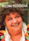 Obálka knihy Helena Růžičková osobně