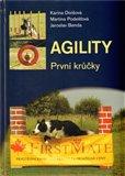 Agility, první krůčky - obálka