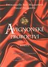 Obálka knihy Avignonské proroctví