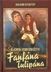 Obálka knihy Bláznivá dobrodružství Fanfána Tulipána