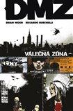 DMZ: Válečná zóna (DMZ) - obálka