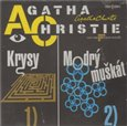 4x Agatha Christie - obálka