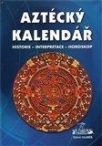 Aztécký kalendář - obálka
