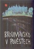 Broumovsko v pověstech - obálka