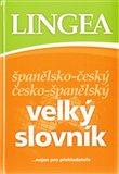 Velký španělsko-český česko-španělský slovník - obálka