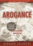 Arogance - obálka