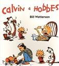 Calvin a Hobbes - obálka