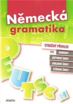 Obálka titulu Německá gramatika