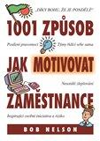 1001 Způsob jak motivovat zaměstnance - obálka