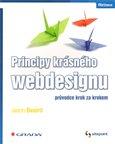 Principy krásného webdesignu (průvodce krok za krokem) - obálka