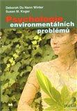 Psychologie environmentálních problémů - obálka
