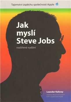Oblka titulu Jak mysl&#237; Steve Jobs