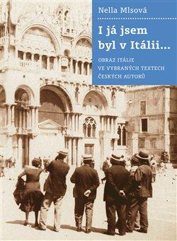 Obálka titulu I já jsem byl v Itálii
