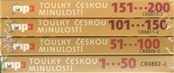 Toulky českou minulostí 1-200, CD - Josef Veselý