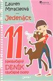 Jedenáct (Neobyčejný deník obyčejné holky) - obálka