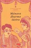 Mánavadharmašástra (Manuovo ponaučení o dharmě) - obálka
