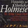 Vzpomínky na Sherlocka Holmese - obálka