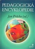 Pedagogická encyklopedie - obálka