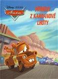 Auta - Příběhy z Kardanové Lhoty - obálka