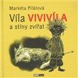 Víla Vivilíla a stíny zvířat - obálka