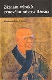 Záznam výroků zenového mistra Džóšúa - obálka