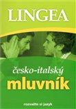 Česko-italský mluvník - obálka