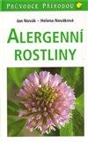 Alergenní rostliny - obálka
