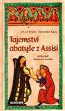 Tajemství abatyše z Assisi - obálka