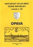 Opava (Historický atlas měst České republiky  Sv.20) - obálka