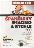 Španělsky snadno a rychle (500 nejdůležitějších slov a frází) - obálka