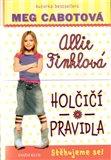 Allie Finklová 1: Holčičí pravidla - Stěhujeme se - obálka
