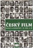 Český film. Herci a herečky/ II.díl L-Ř - obálka
