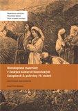 Národopisné materiály v českých kulturně-historických časopisech 2. poloviny 19. století (Anotovaná bibliografie) - obálka