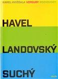 Vzpoury - Havel, Landovský, Suchý - obálka