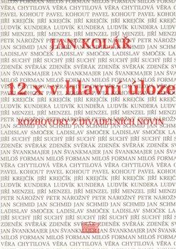 Obálka titulu 12x v hlavní úloze