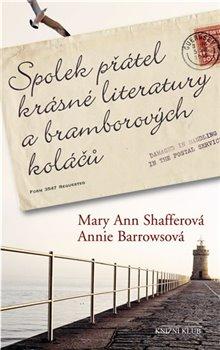 Obálka titulu Spolek přátel krásné literatury a bramborových koláčů