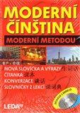 Moderní čínština moderní metodou - obálka