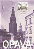 Zmizelá Morava a Slezsko-Opava - obálka