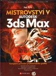 Mistrovství v 3ds Max - obálka