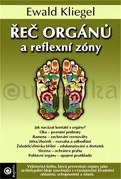 Obálka titulu Řeč orgánů a reflexní zóny