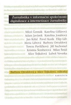 Obálka titulu Žurnalistika v informační společnosti