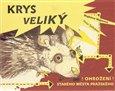 Krys Veliký (Ohrožení Starého města pražského) - obálka