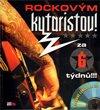 Obálka knihy Rockovým kytaristou! Za 6 týdnů!