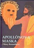 Apollónova maska (Bazar - Žluté listy) - obálka