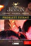 Prokletí titánů (Percy Jackson 3) - obálka