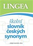 Školní slovník českých synonym - obálka