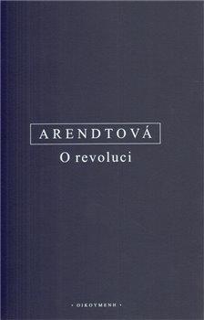 Obálka titulu O revoluci