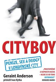 Obálka titulu Cityboy